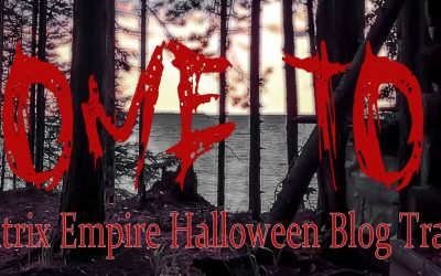 Welcome to Camp – Halloween Blog Train Begins